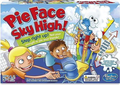 Hasbro pie Face Juego: Amazon.es: Juguetes y juegos