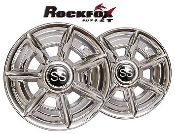 RockFox Outlet - Tapacubos para Carrito de Golf (25,4 cm, 7 ...