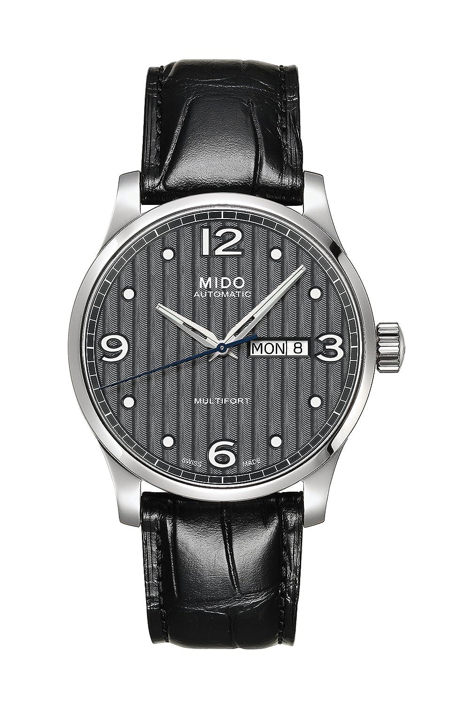 [ミドー]MIDO 腕時計MULTIFORT(マルチフォート) M0054301606000 メンズ 【正規輸入品】 B00Q5FABMQ
