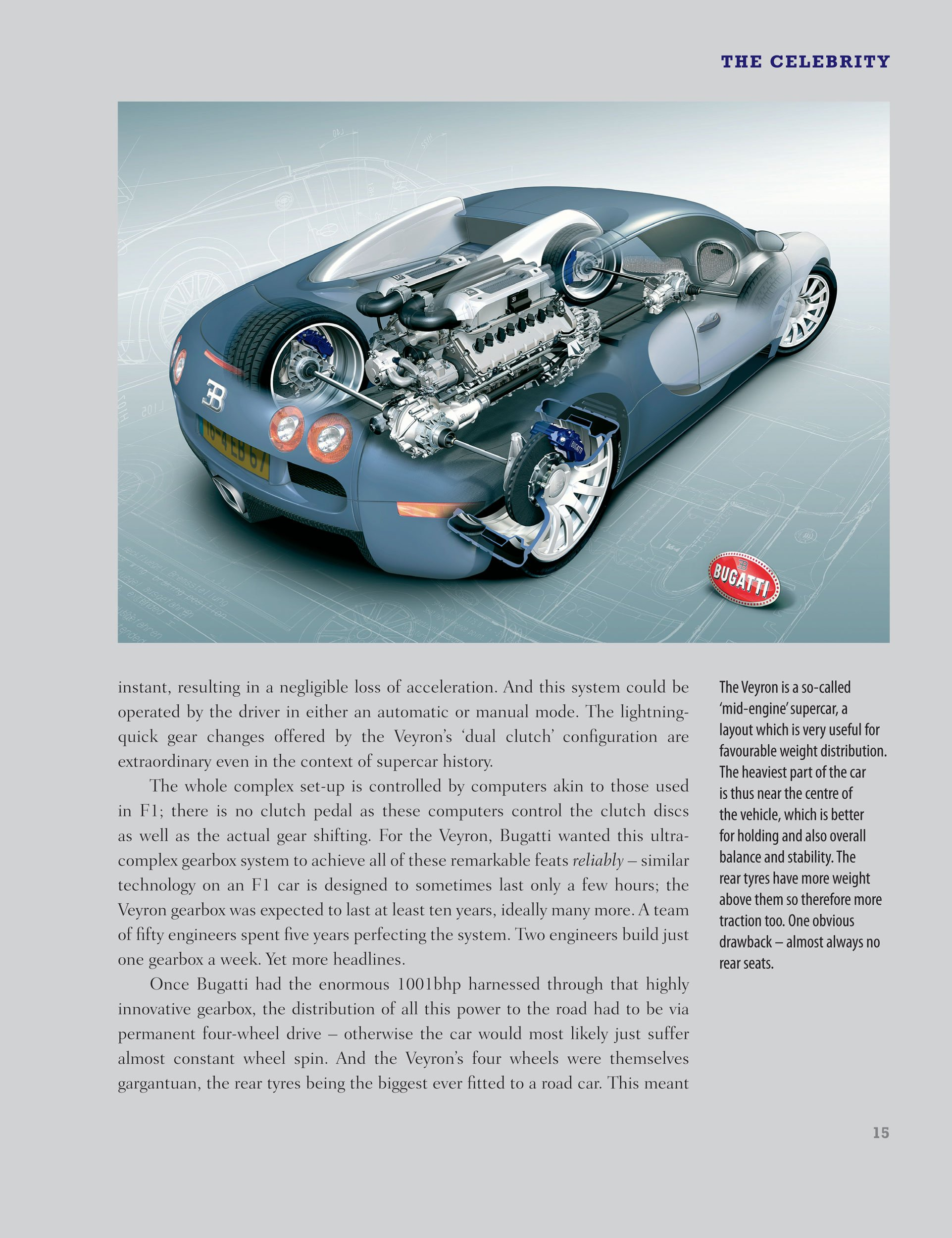 Bugatti Veyron: A Quest for Perfection - The Story of the Greatest Car in the World: Amazon.es: Martin Roach: Libros en idiomas extranjeros