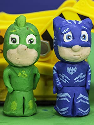 PJ Masks Stop Motion
