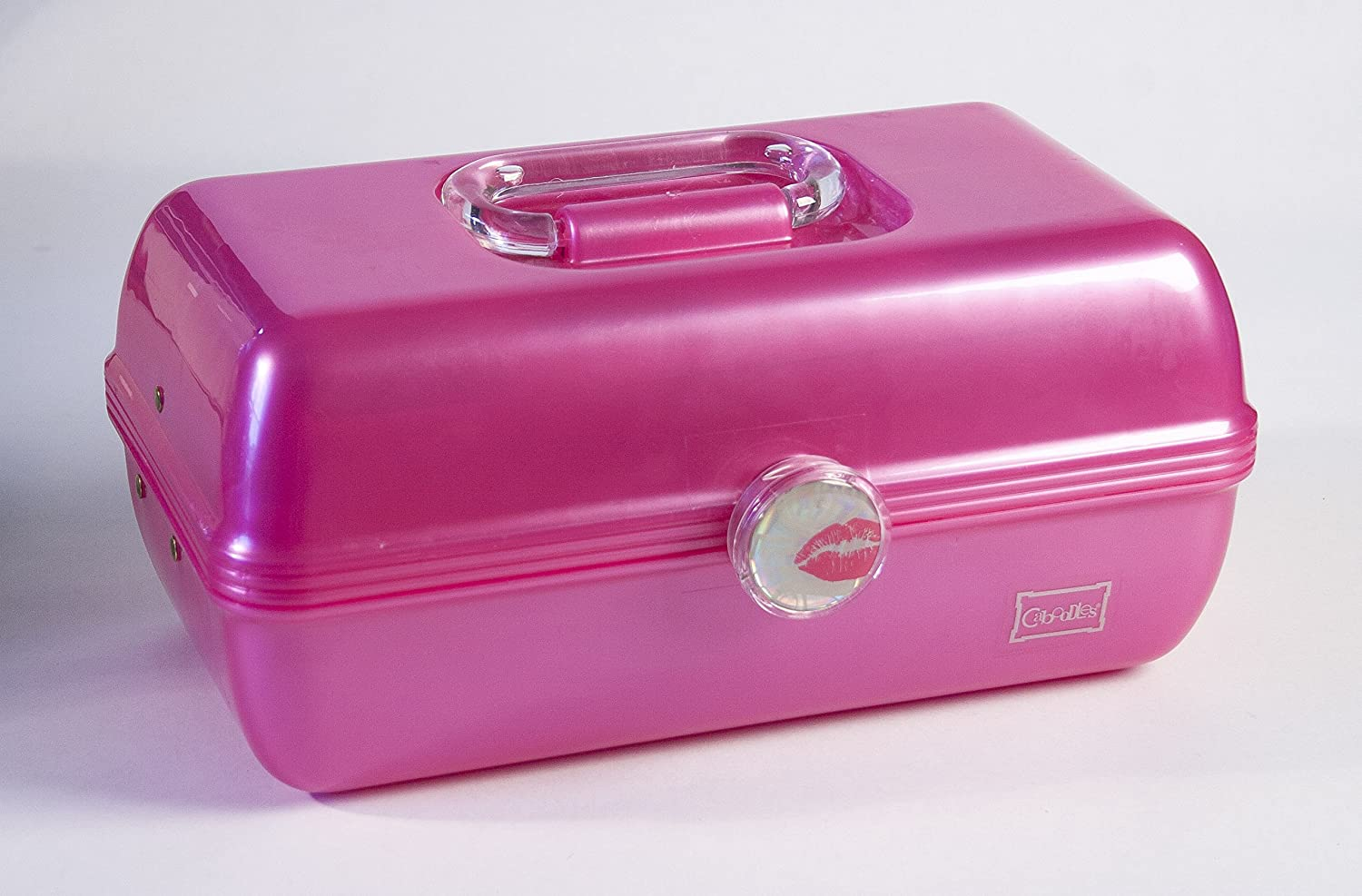 Caboodles On,The,Go,Girl Cosmetic Case, Pink