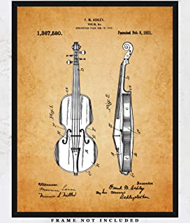 Violin /& Musical Books Inspirational Quotes Kids Room Wall Decor Art Print 8x10