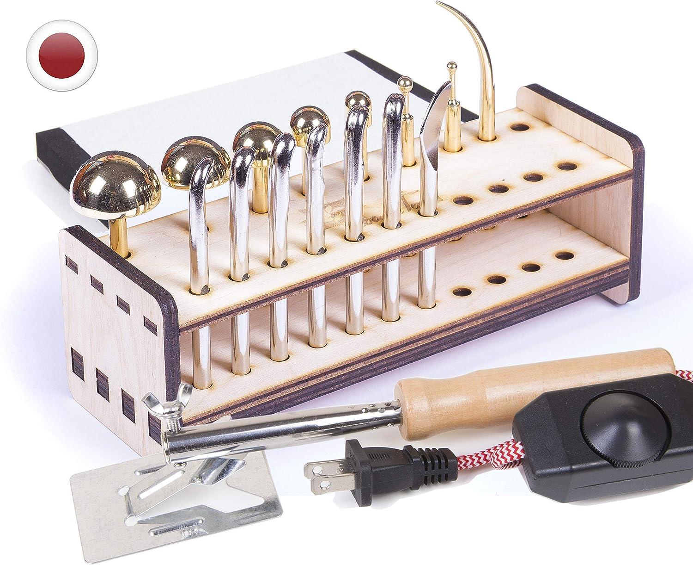 E-outstanding Flower Loom Handgewebtes Werkzeug Blumenmacher Weaver-Werkzeug-Set mit Nadel tragbares Strick- und N/ähwerkzeug