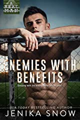 Enemies with Benefits (A Real Man, 27) Kindle Edition