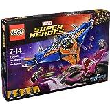 LEGO - 76081 - Jeux de Construction - Marvel Confidentiel 3