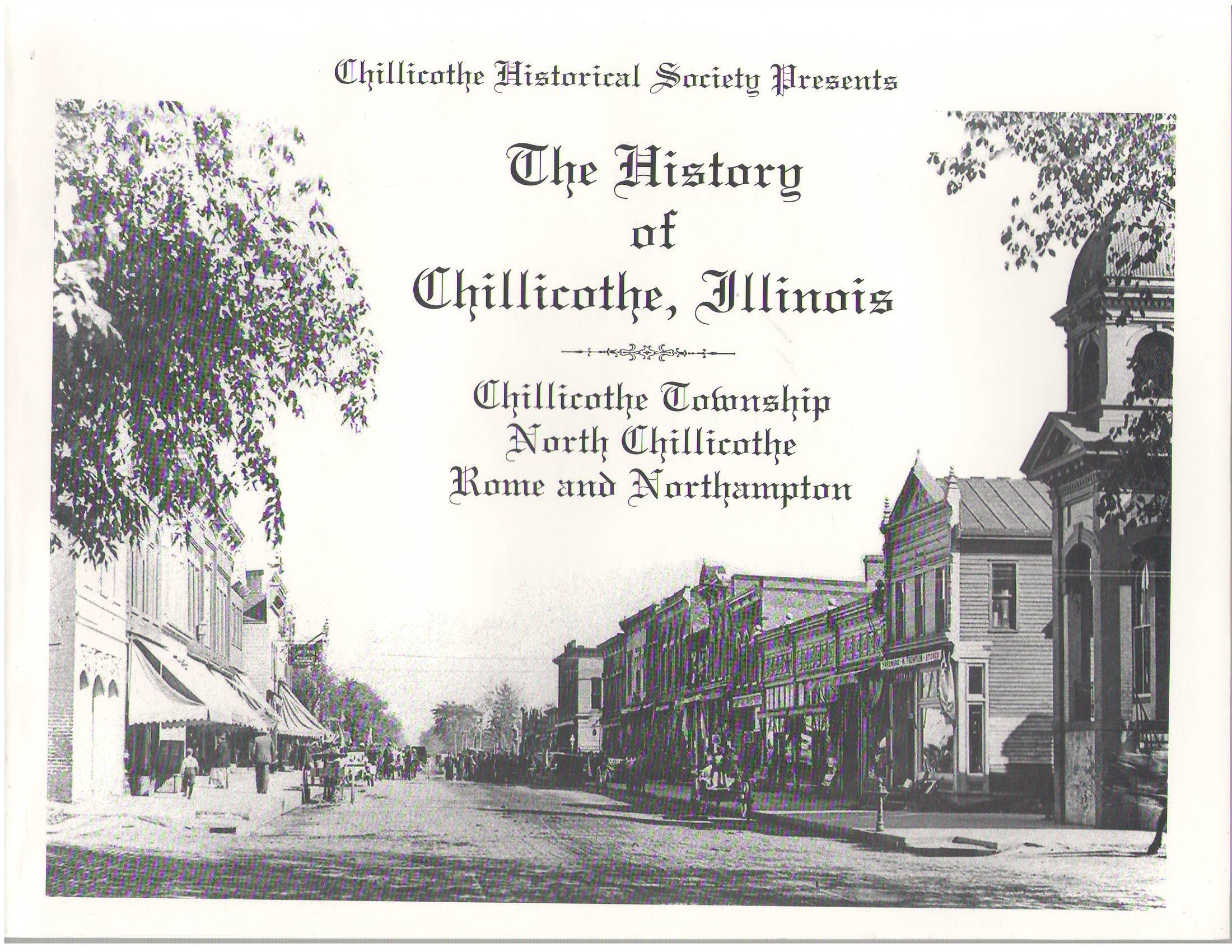 The History of Chillicothe Illinois Chillicothe Township North