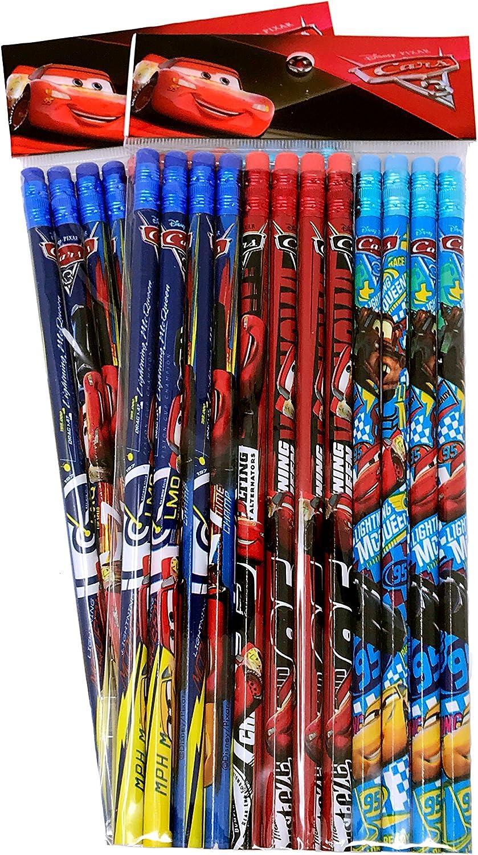 Pack 2, Superhero Pencils 2 X 12 Superhero Pencils