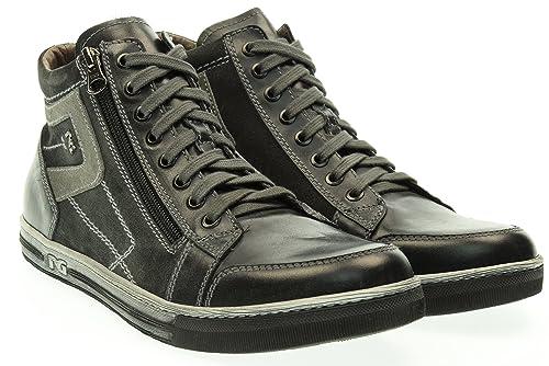AntraciteAmazon 44 Nero Alte Giardini Sneakers A604380u101 Uomo UGVqSzMp