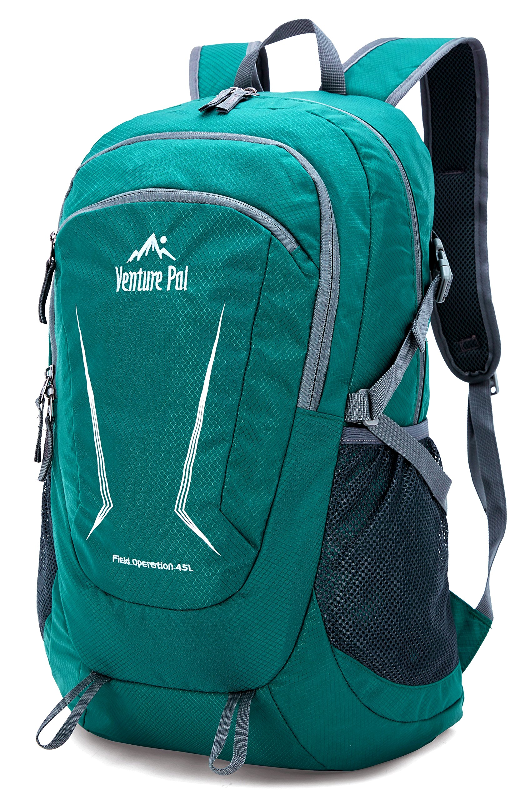 Galleon - Venture Pal Large 45L Hiking Backpack - Packable Lightweight  Travel Backpack Daypack For Women Men (Green) 1fa0258dbbc5a