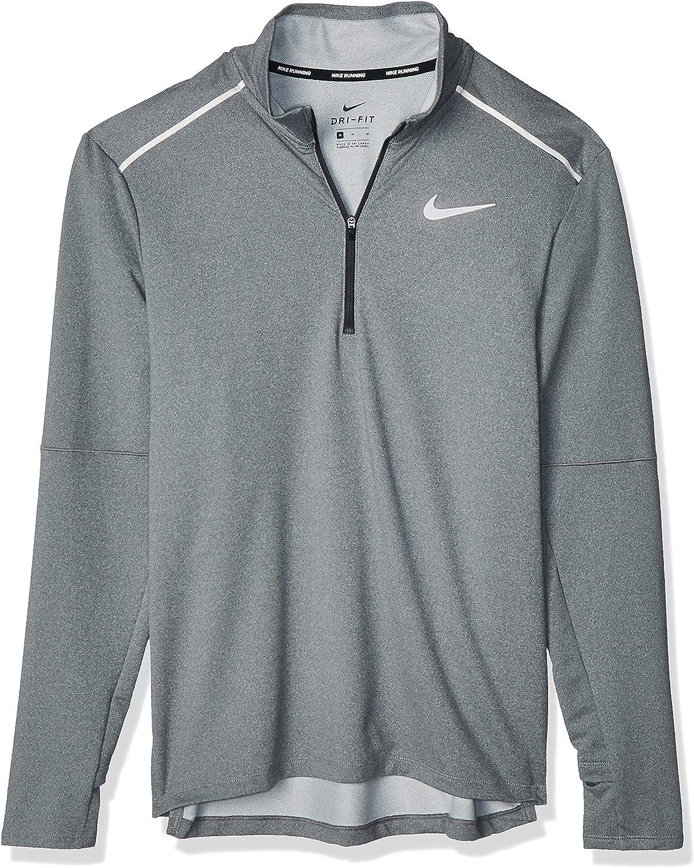 Nike Herren M Nk Elmnt Top Hz 3.0 Long Sleeved T Shirt
