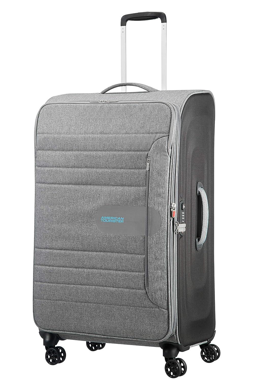 American Tourister Sonicsurfer - Spinner 55/20 Koffer, 55 cm, 40 L, Dark Shadow 103023/4790