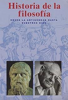 Historia De LA Filosofia (Spanish Edition)
