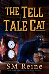The Tell Tale Cat: A Cozy Urban Fantasy Mystery (The Psychic Cat Mysteries Book 2) Kindle Edition