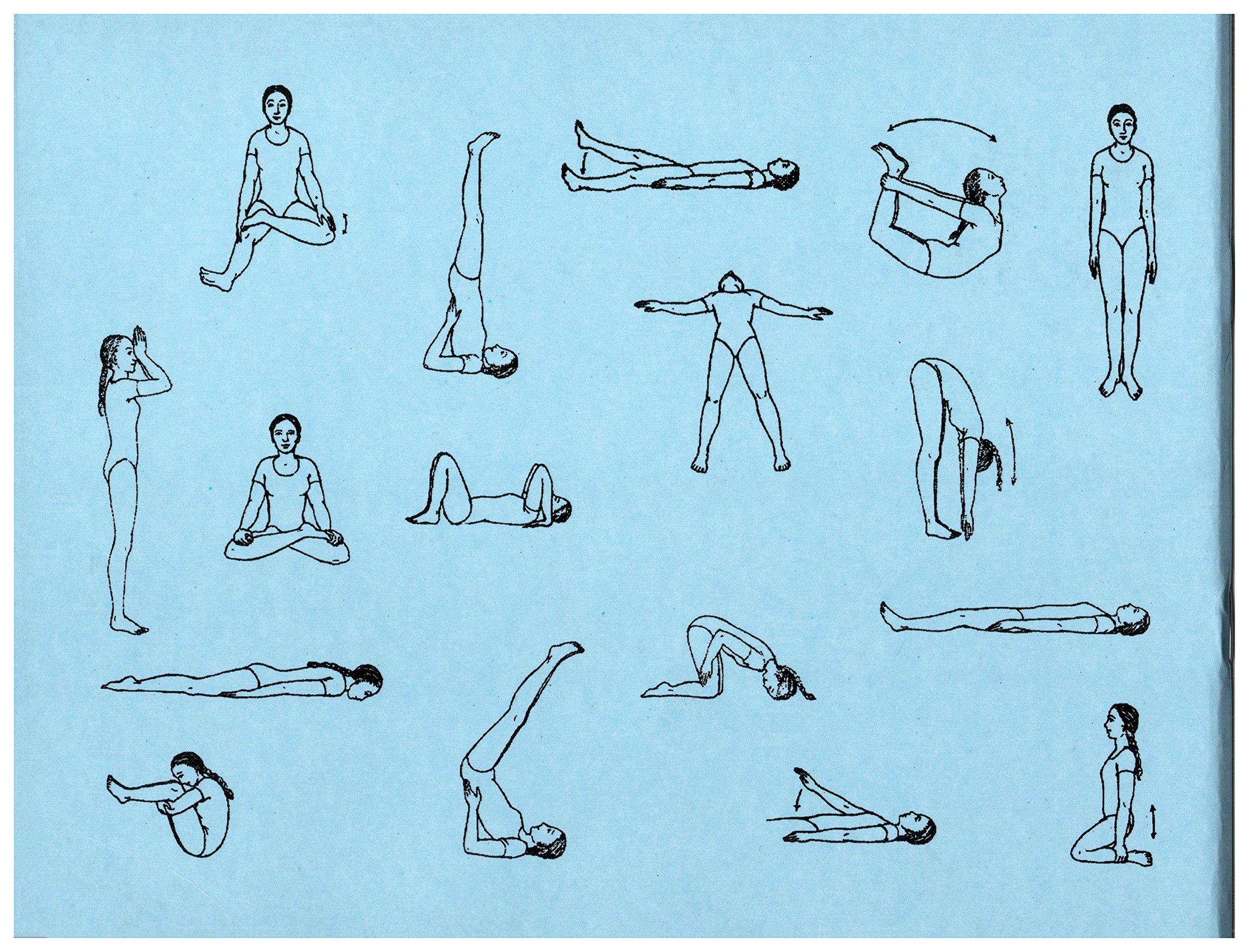 Buy Babajis Kriya Hatha Yoga 18 Asanas Of Relaxation Rejuvenation Book Online At Low Prices In India