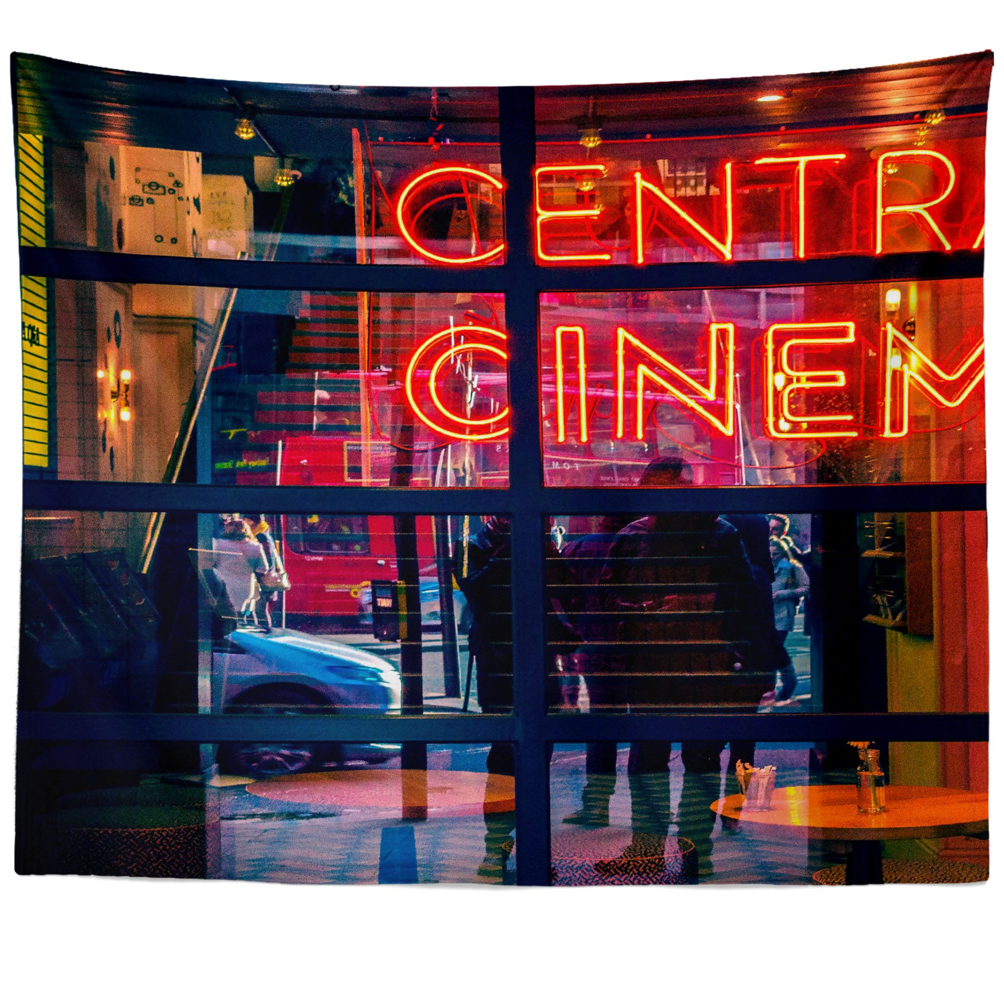 Westlake Art - Wall Hanging Tapestry - Movie Entertainment - Photography Home Decor Living Room - 26x36in