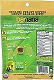 Barnana Organic Chewy Banana Bites - Peanut Butter