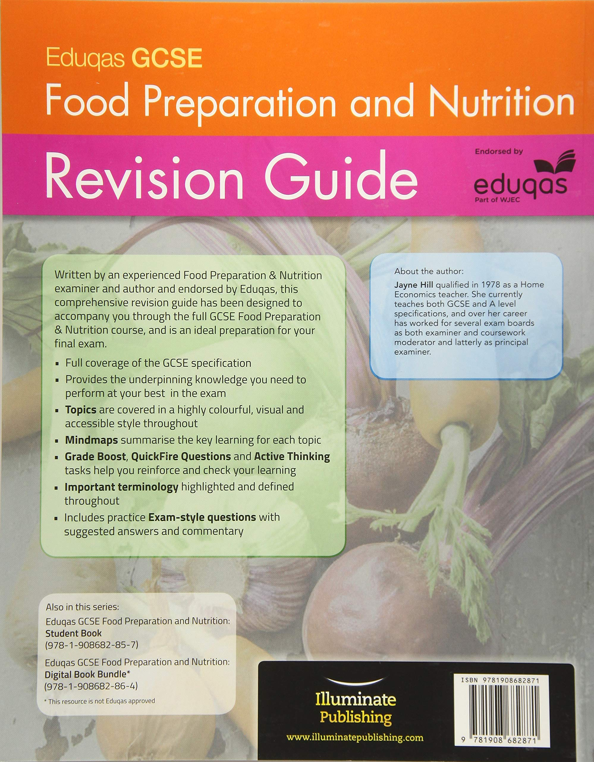 Wjec Level 3 Diploma In Food Science And Nutrition 978 1 912820
