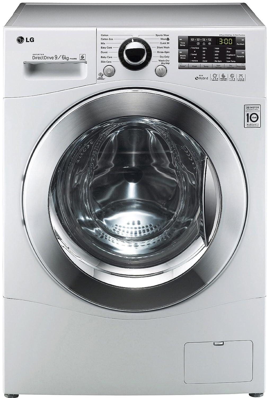 LG F14A8RD lavadora - Lavadora-secadora (Front-load, Independiente ...