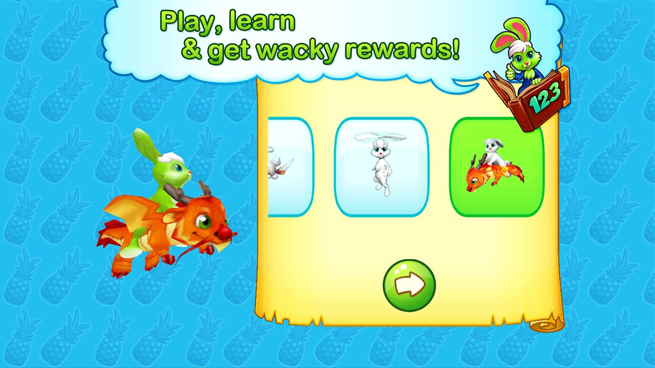 Amazon.com: Wonder Bunny Math Race: Preschool & Kindergarten Kids ...