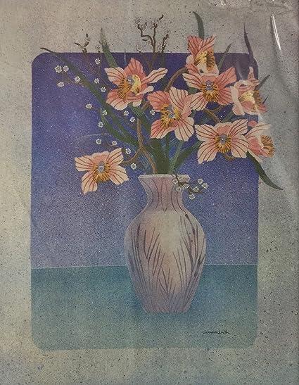 Amazon Elsa Williams Crewel Embroidery Kit Summer Orchid