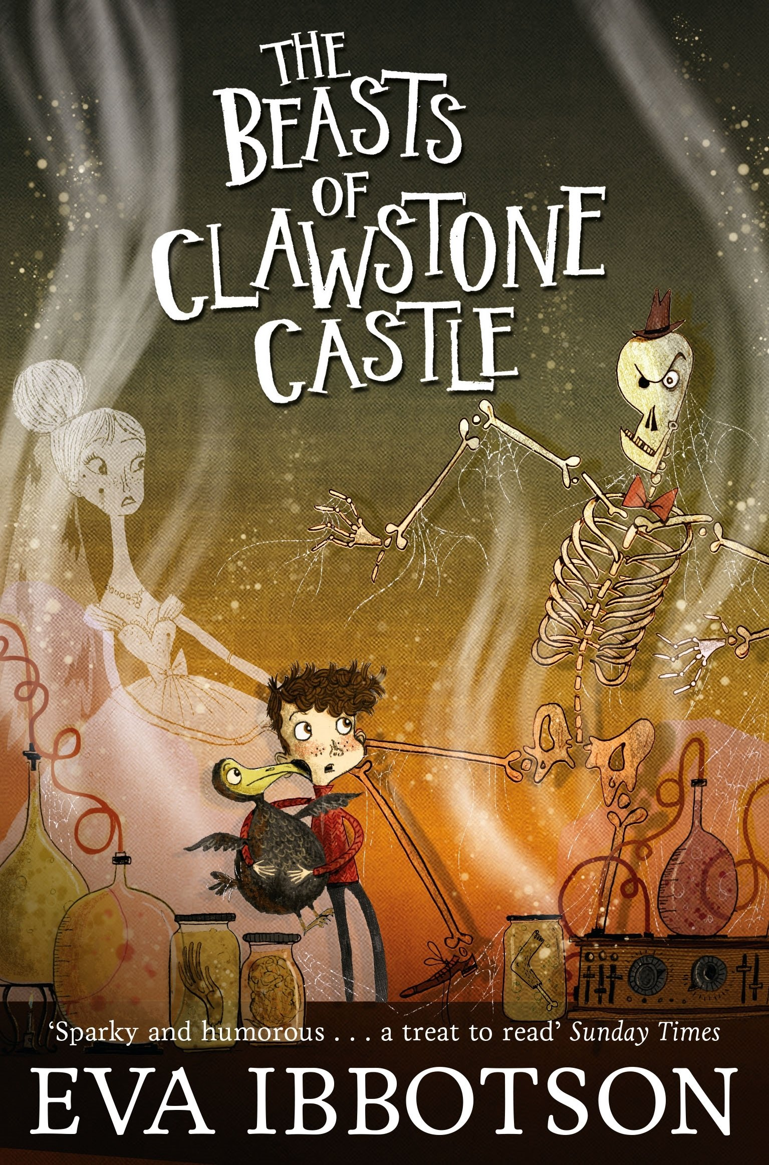 The Beasts of Clawstone Castle: Eva Ibbotson: 9781447265634: Amazon ...