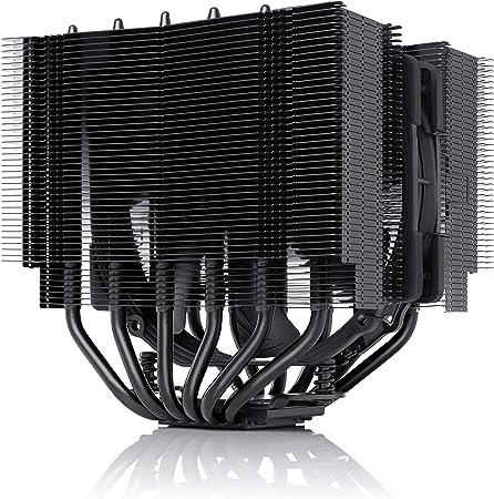 Noctua Nh D15s Chromax Black Premium Cpu Kühler Mit Computer Zubehör