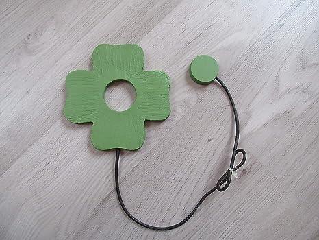 Generico calamite magneti per tende fermatende fiore in legno