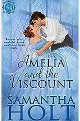 Amelia and the Viscount (Bluestocking Brides Book 2) Kindle Edition