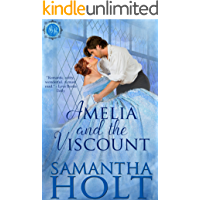 Amelia and the Viscount (Bluestocking Brides Book 2)