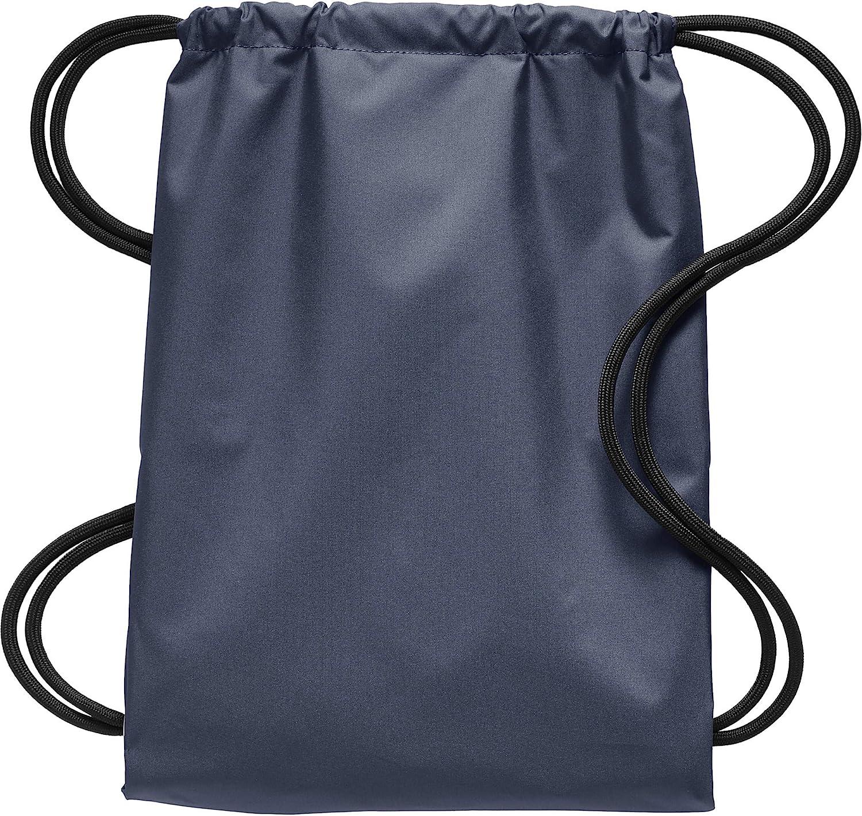 aeropuerto atributo etiqueta  Amazon.com: Nike Heritage Gymsack, Drawstring Backpack and Gym Bag with  cinch sack closure and straps for comfort, Monsoon Blue/Monsoon Blue/Lumi:  Clothing