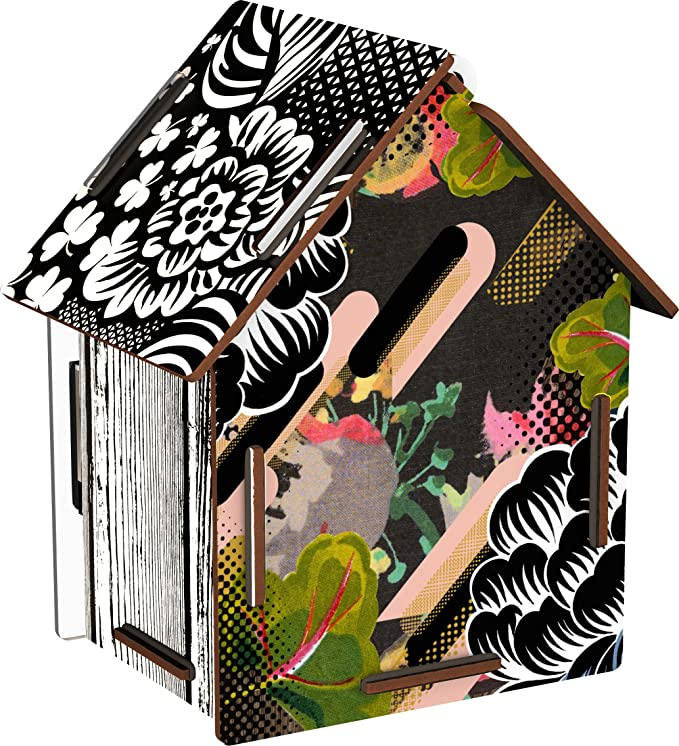 miho Contenitore Box Hide&Seek Porta Oggetti Design Idea