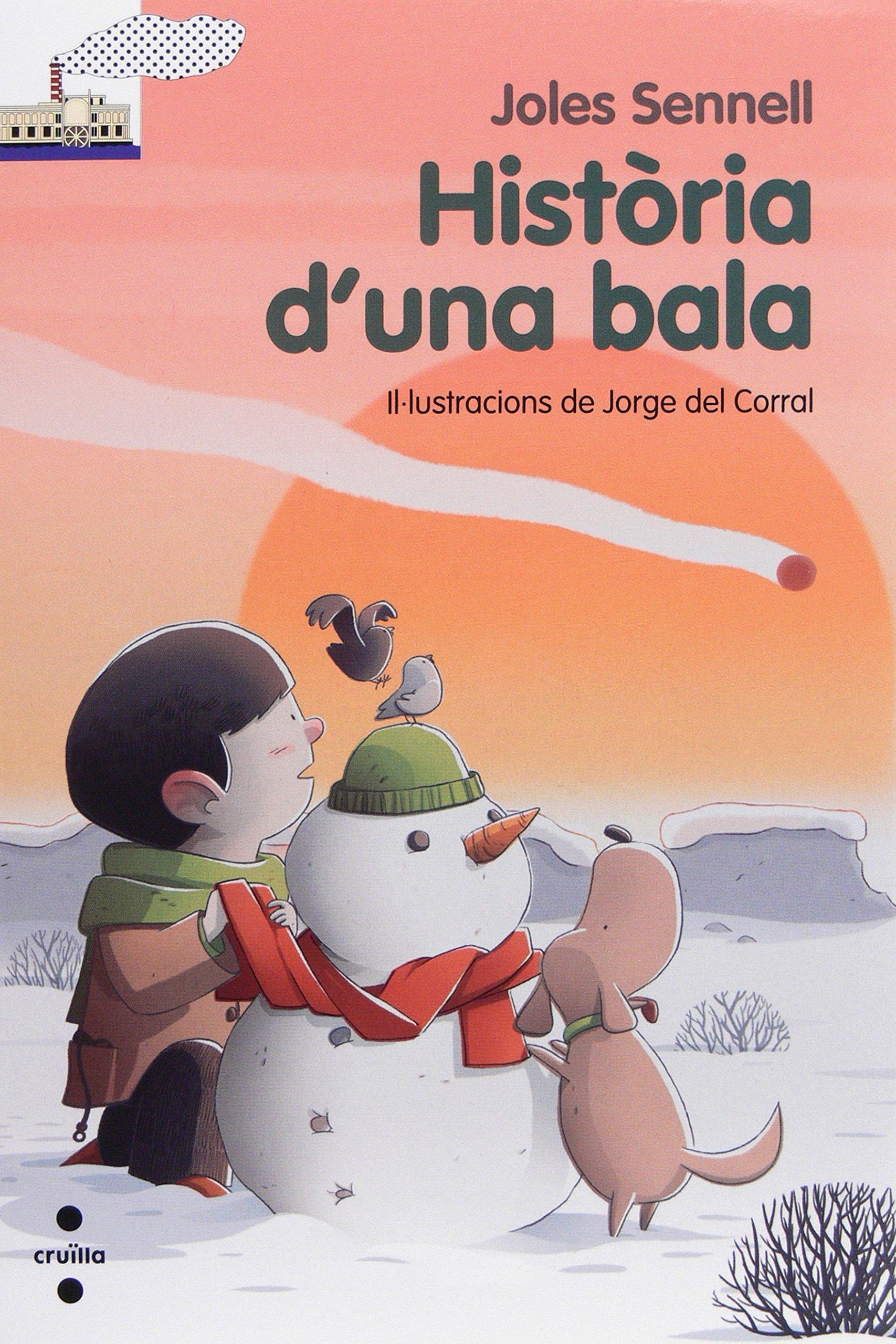Història duna bala (El Barco de Vapor Blanca): Amazon.es: Joles Sennell, Jorge del Corral: Libros