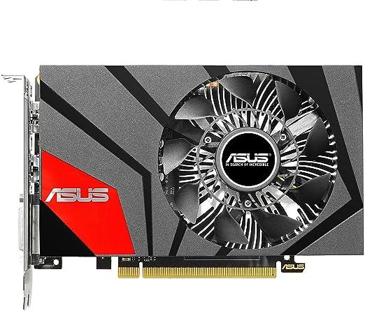 ASUS MINI-GTX950-2G GeForce GTX 950 2GB GDDR5 - Tarjeta ...