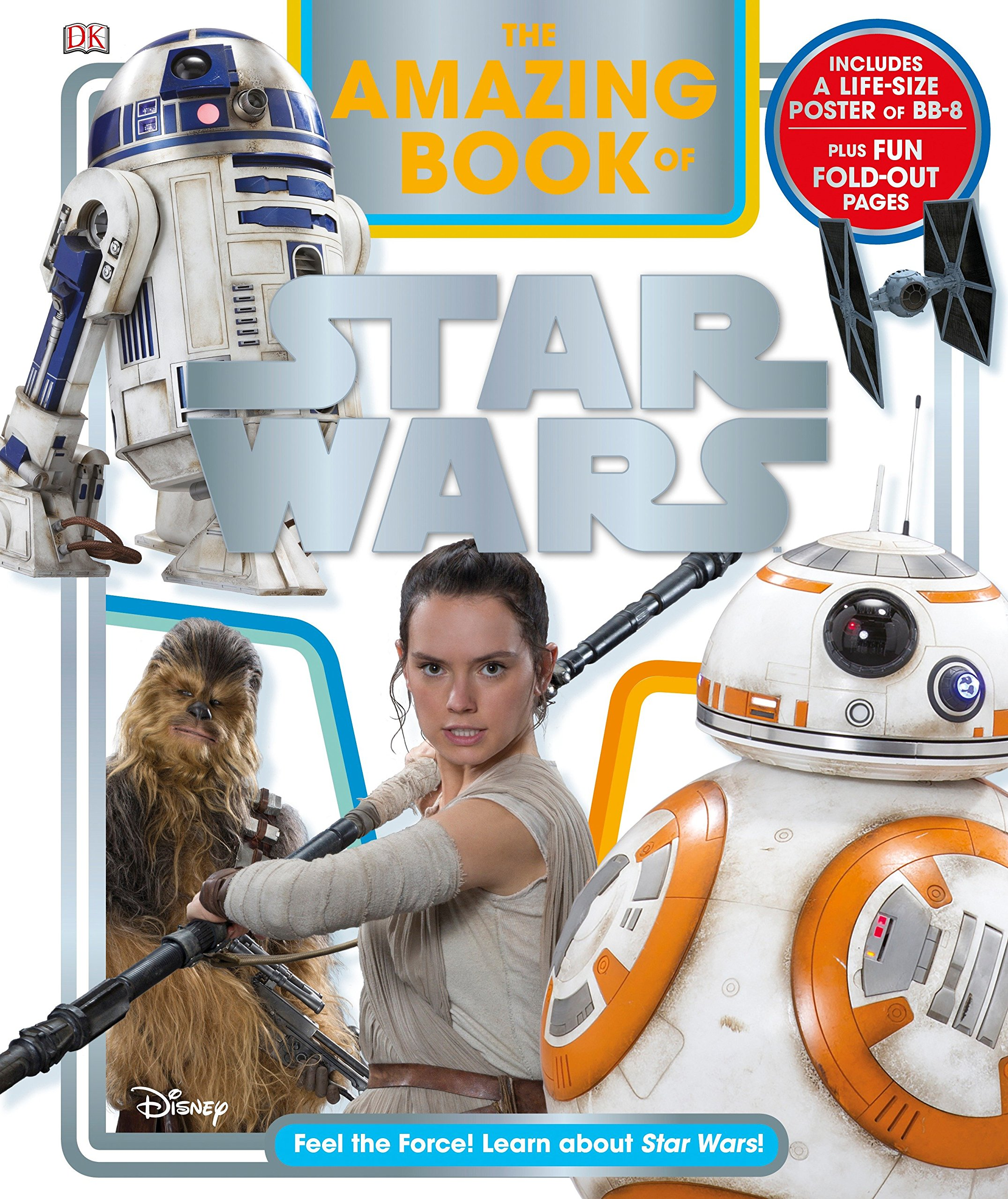 Download The Amazing Book of Star Wars pdf