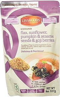 Linwoods Ground Flaxseed Sunflower Pumpkin & Sesame Seeds & Goji Berries, ...