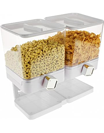 United Entertainment - Dispensador/muesli y cereales Dispensador/Corn Flak dispensador/doble de