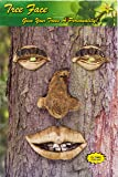 Sleepy Face Tree Decoration