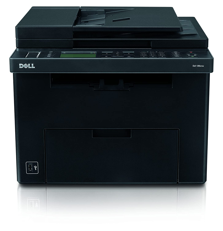 dell 1355cnw multifunction colour printer amazon co uk computers rh amazon co uk Dell 1355Cnw Dell 1130 Printer