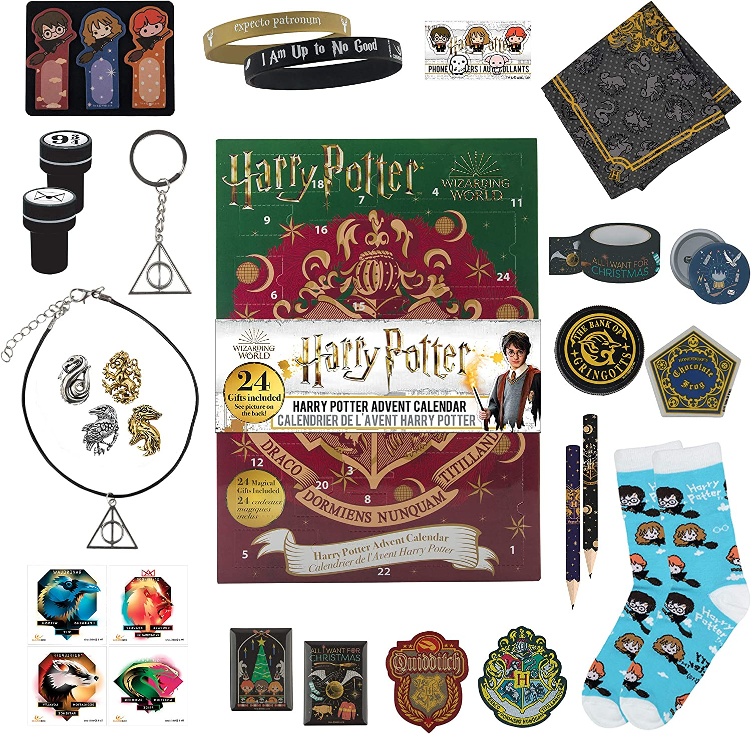 Cinereplicas Harry Potter Adventskalender