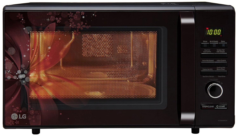 LG 28 L Convection Microwave Oven MC2886BRUM