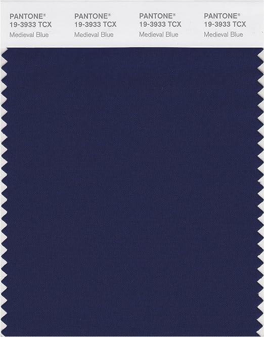 Pantone Smart Carte De Nuances De Couleur Bleu Médiéval