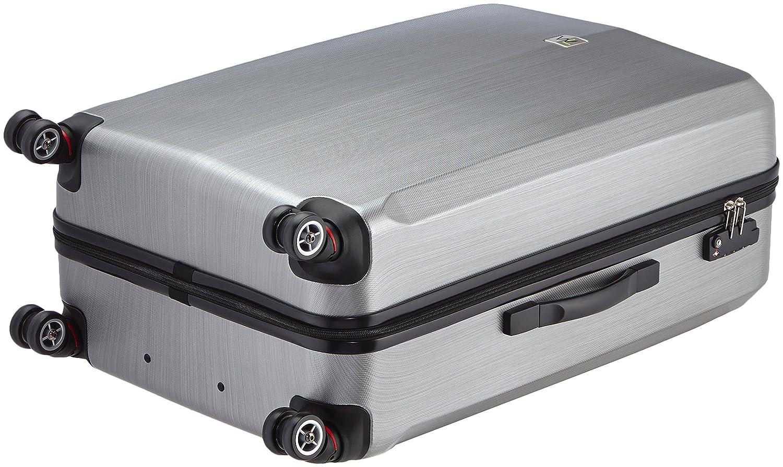 Wagner Luggage Maletas y trolleys 86022400-20 Plateado 98 L: Amazon.es: Equipaje