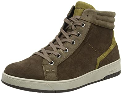 Mens Dover 2 Hi-Top Sneakers Stonefly