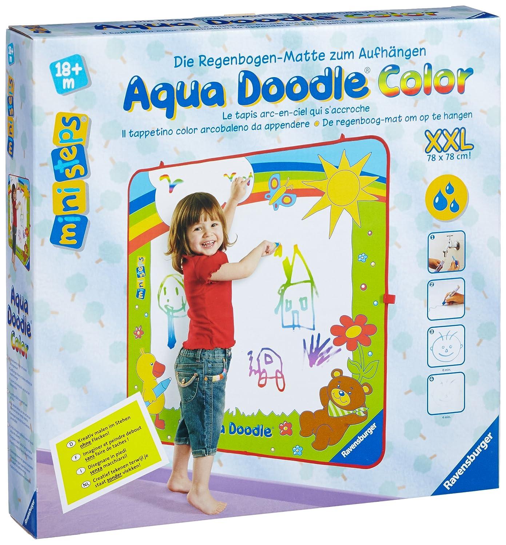 edición limitada en caliente Ravensburger ministeps 04625 Aqua Doodle XXL Color - Pizarra Pizarra Pizarra mágica y rojoulador al agua [Importado de Alemania]  muchas sorpresas