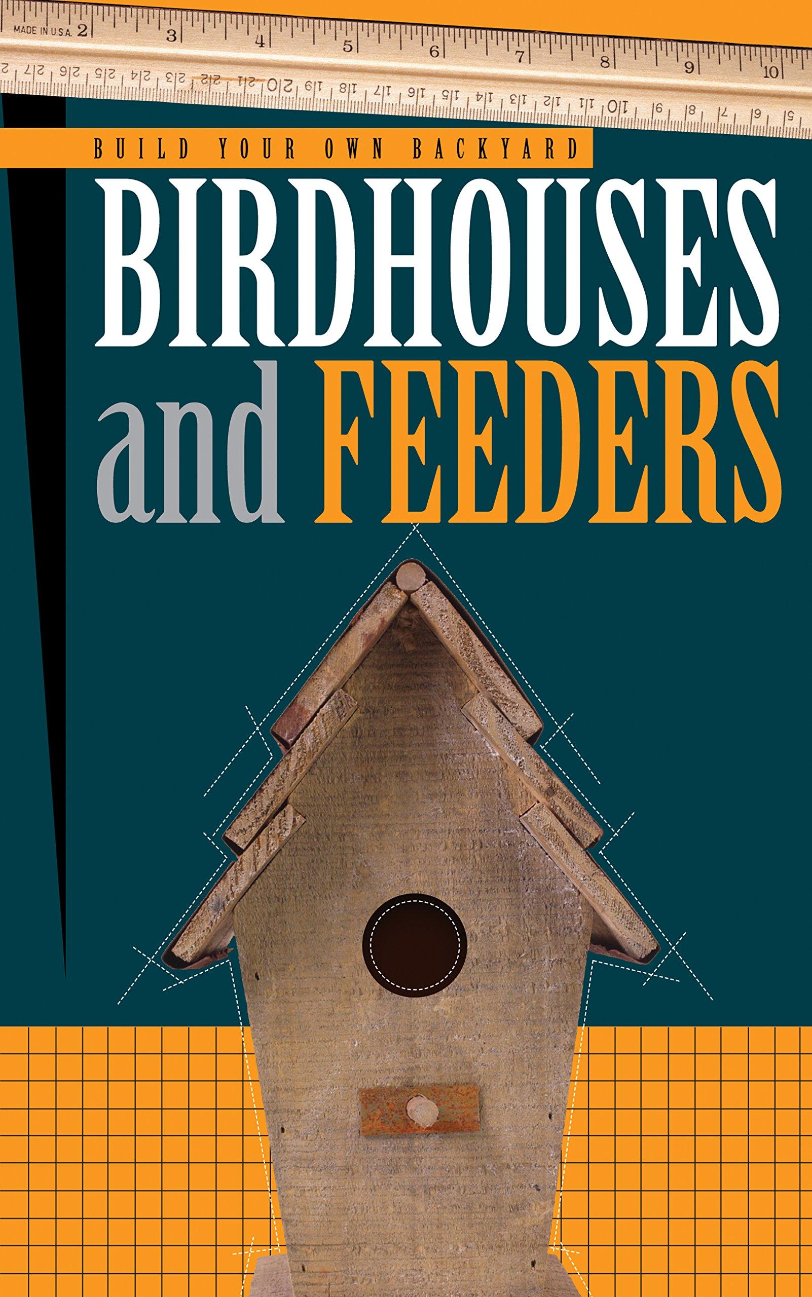 How to Build Birdhouses & Feeders pdf epub