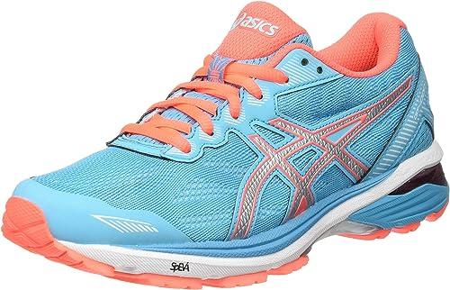 ASICS Gt-1000 5 T6a8n-3993, Zapatillas de Entrenamiento para Mujer: Amazon.es: Zapatos y complementos