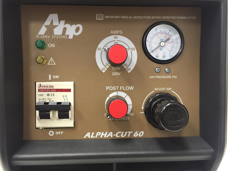AlphaCut AHP60 control board