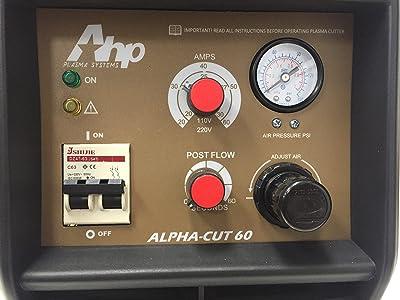 AHP AlphaCut 60 60 Amp plasma cutter