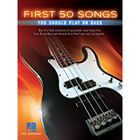 First 50 Songs You Should Play on Bass book cover